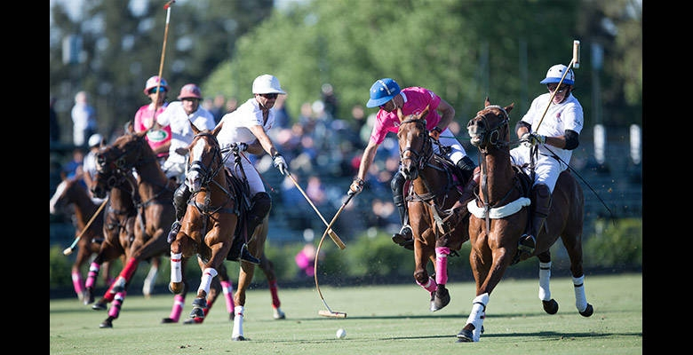 Arranco el 124° Hurlingham Polo Open