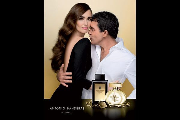 Antonio Banderas Fragrances Presenta  HER GOLDEN SECRET