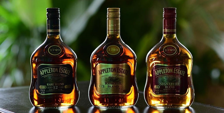 Gruppo Campari lanza Appleton Estate Jamaica Rum