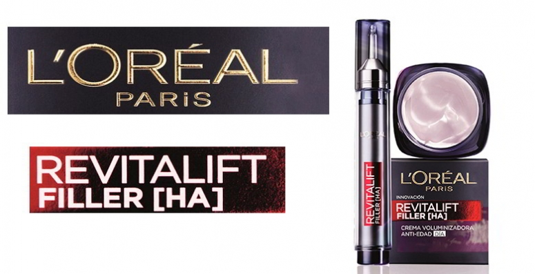 L'Oréal Paris presenta Revitalift Filler [HA]