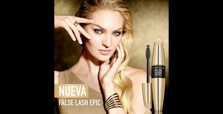False Lash Epic Mascara de Max Factor iInspirada por los Make-Up Artists