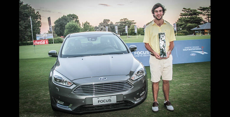 El Ford Kinetic Design Golf Invitational realizó su edición 2016