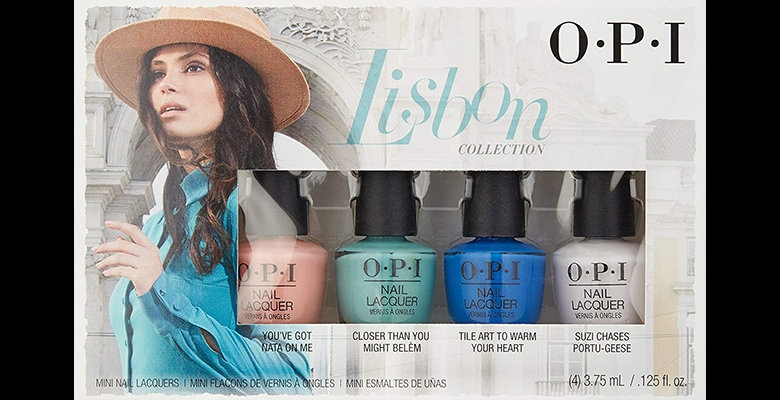 Mini Pack Lisboa Collection by OPI para regalar en este día de la madre