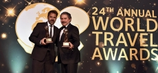 La rentadora de autos alemana Sixt fue distinguida por los World Travel Awards 2017